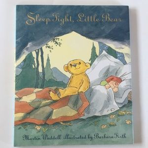 """Sleep Tight, Little Bear"" Hardcover bk w/ jacket"